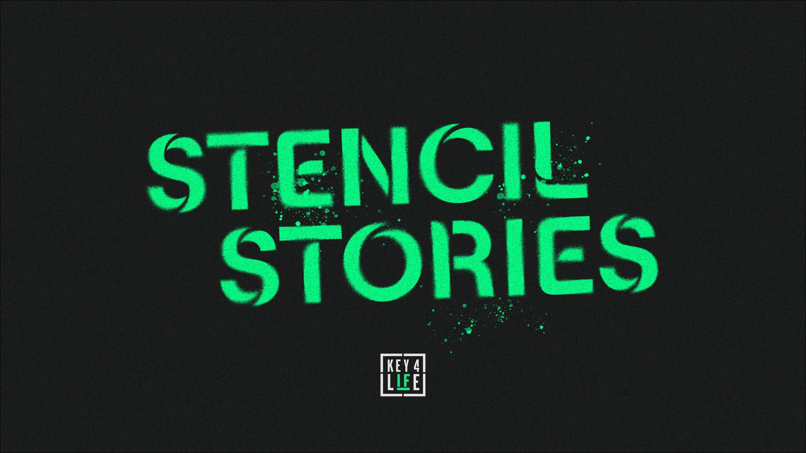 Stencil Stories
