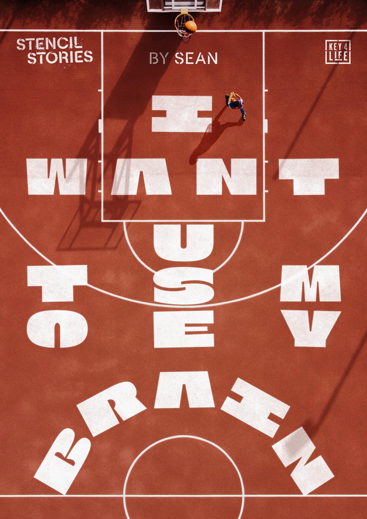 Basketball court: